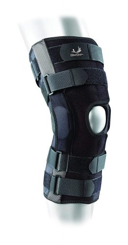 BioSkin Gladiator Knee Brace, best knee brace for cheerleading, best knee support for cheerleading