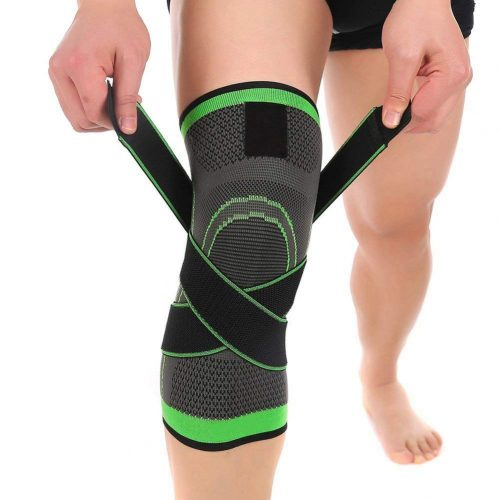 Gryps Knee Brace Support with Adjustable Straps, best knee braces for players in america, best knee support for basketball players