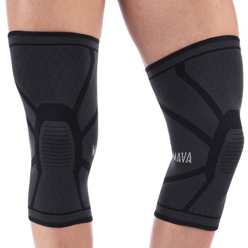Mava Sports Knee Compression Sleeve Support, best knee brace for cycling, top knee braces in america, best knee brace support in america