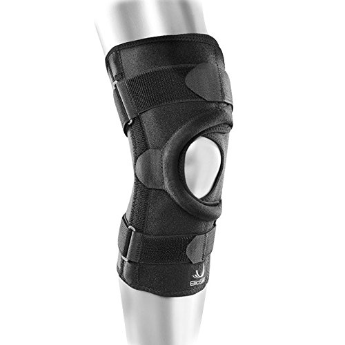 Wrap Around Compression Supportive Knee Brace, best knee brace for cheerleading, best knee brace support for cheerleader