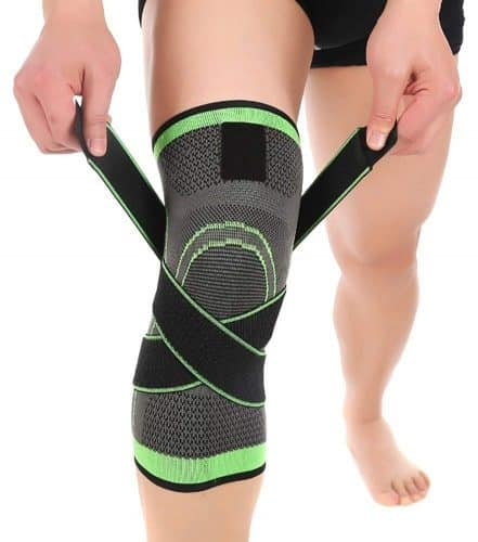 best knee brace support for rugby players in america