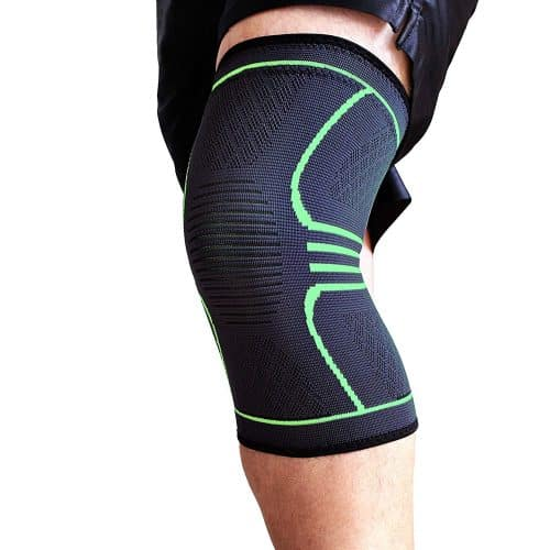 best knee brace for motocross, top knee brace support compression sleeve for motocross riders in america