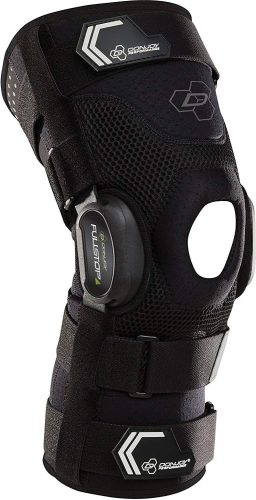 Best knee brace for lacrosse, top knee brace support compression sleeve for lacrosse in america