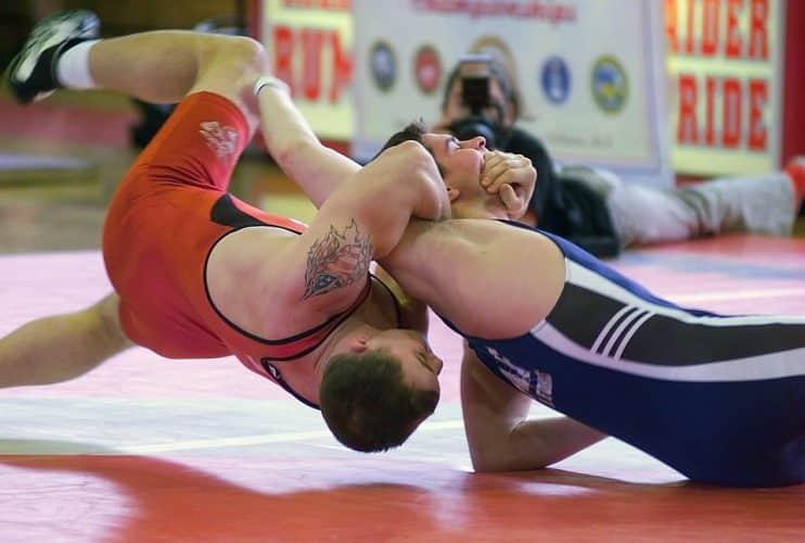 best knee brace for wrestling, top knee support for wrestling in america