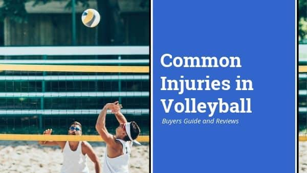 Common Injuries In Volleyball Featured Image