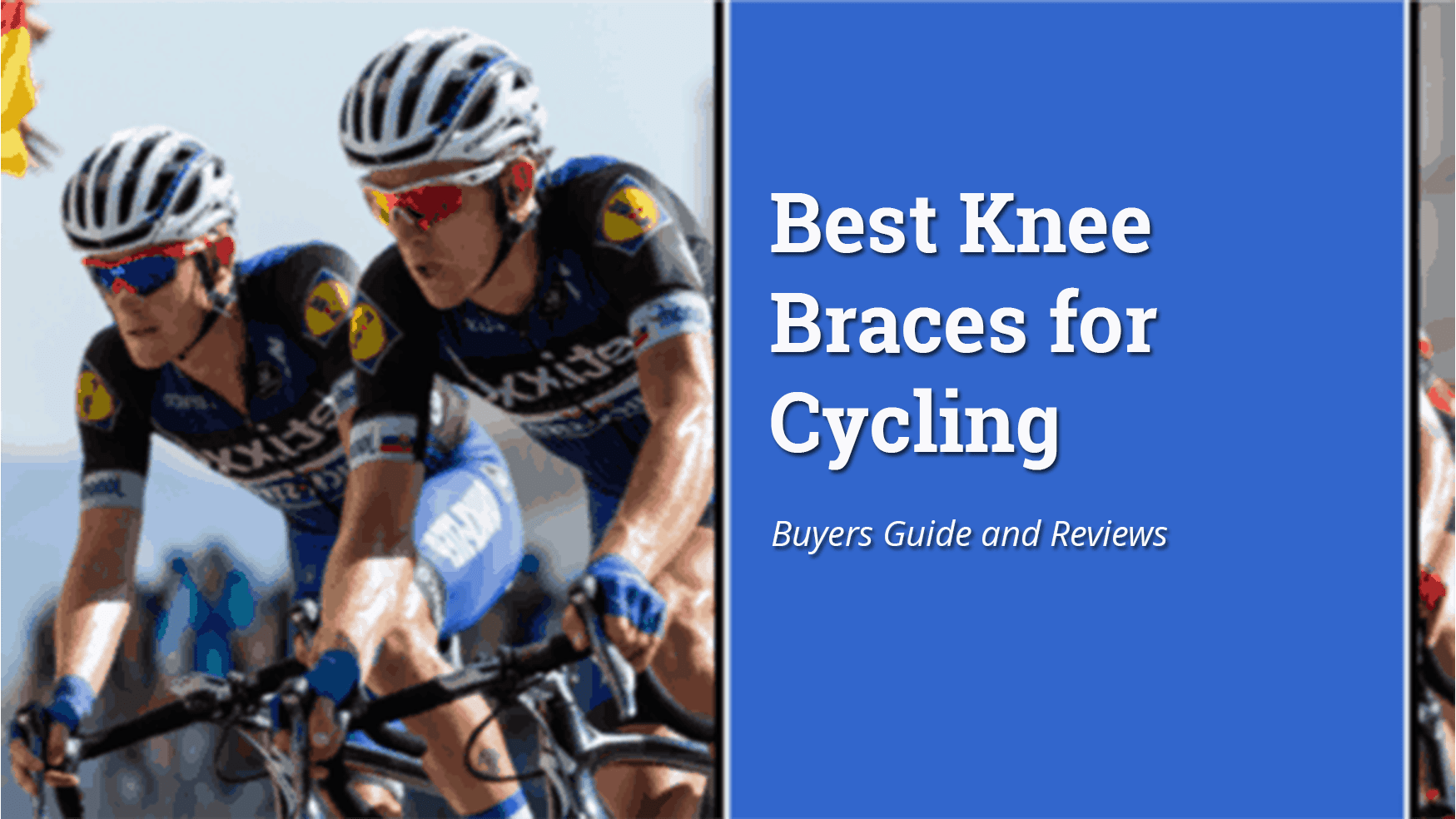 Best Knee Braces for Cycling
