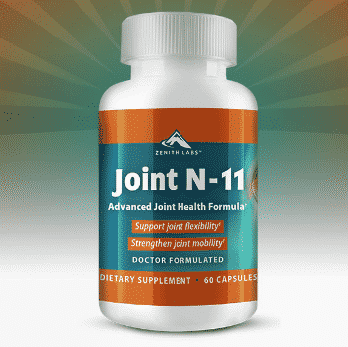Joint N-11, Joint n-11 best pain relief supplements