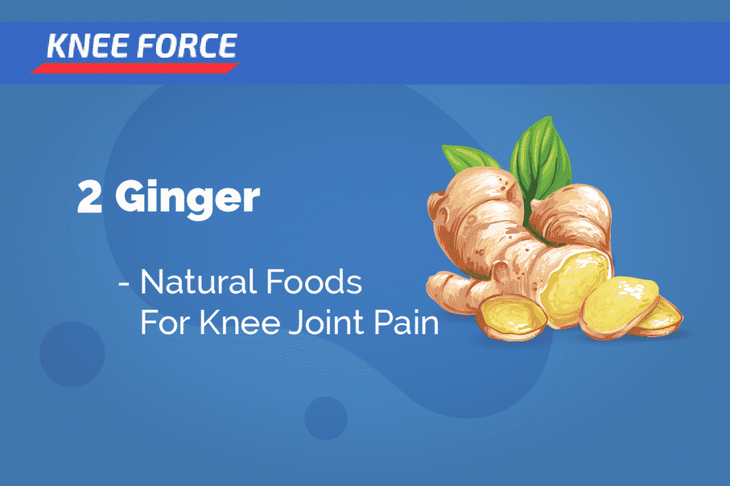 food for knee pain relief