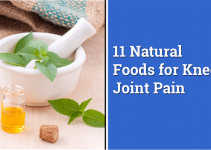 11 Natural Foods For Knee Joint Pain, Apple Cider Vinegar, ginger, turmeric, Cayenne Pepper, lemon, olive oil, coconut oil, mustard oil