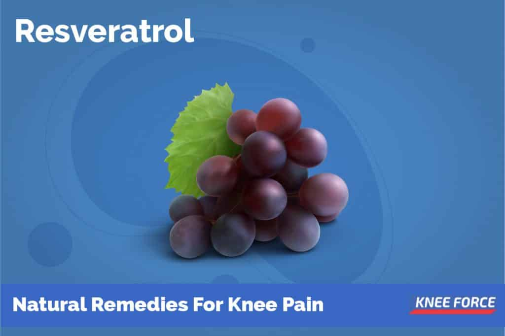Resveratrol Is Found In The Skin Of Red Grapes