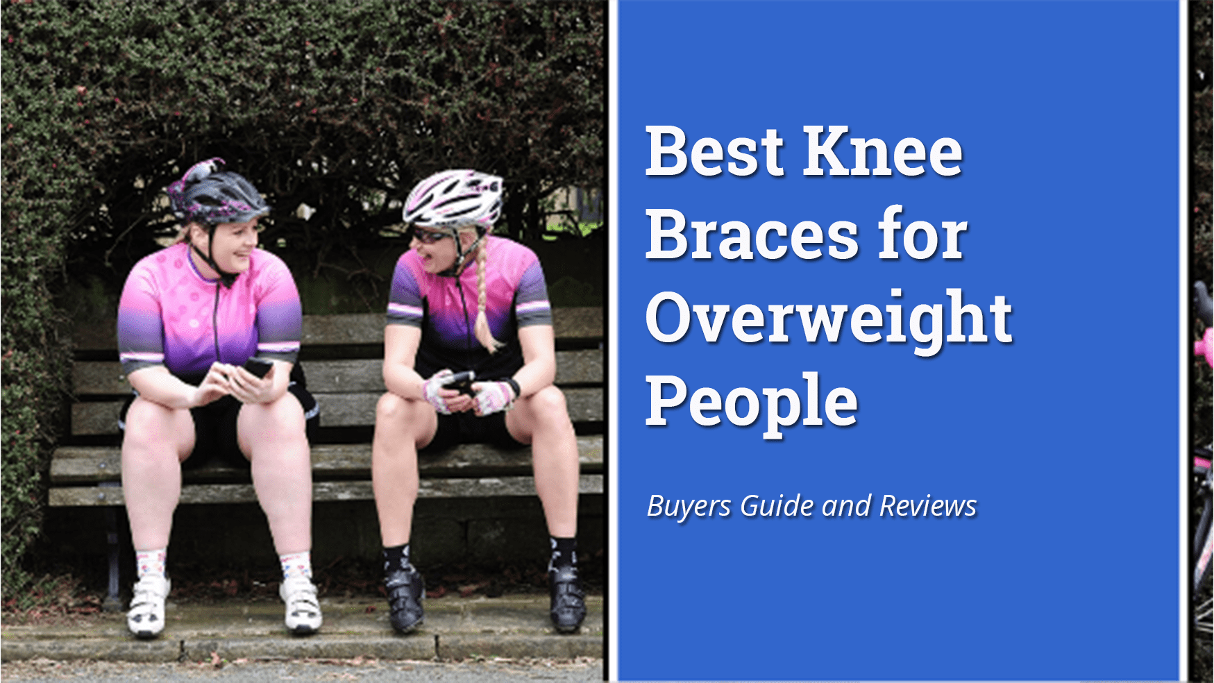 When it comes to buying the best knee brace for overweight, it's essential that you take time to do your research