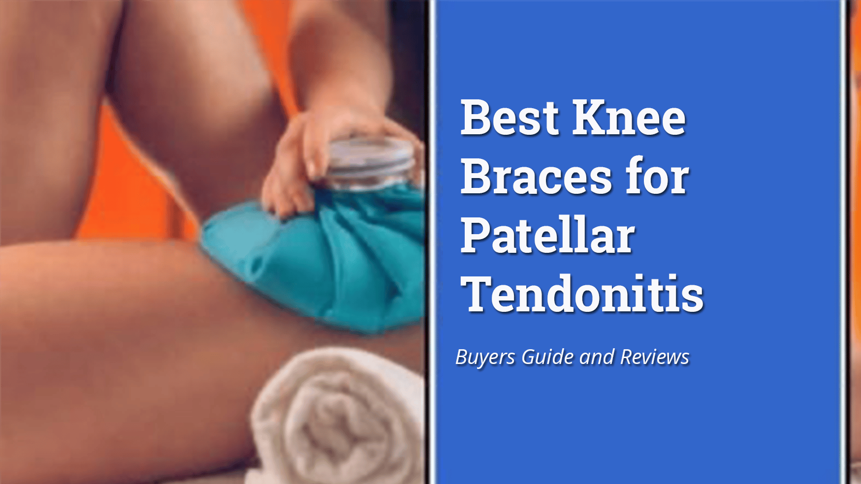 This guide will talk about the different types of knee braces that can work best for patellar tendonitis, a painful condition resulting from knee injury.