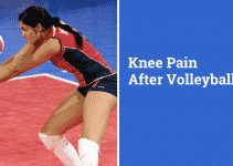 Volleyball is not a contact sport between players