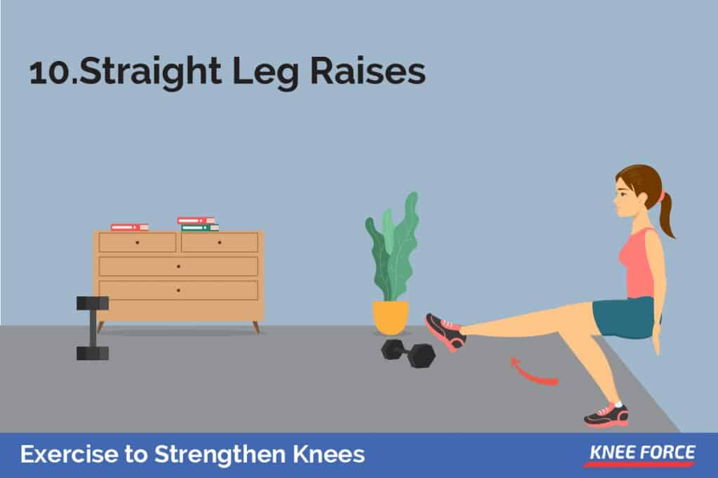 Using a sturdy chair for balance, stand with your feet about hip-width apart, with your toes straight ahead.