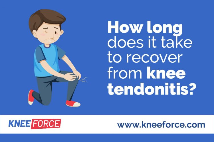 It depends largely on the severity of the injury to recover from tendonitis