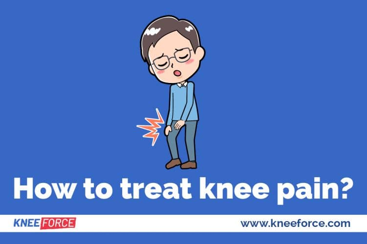 many ways in which knee pain and injuries can be treated medically