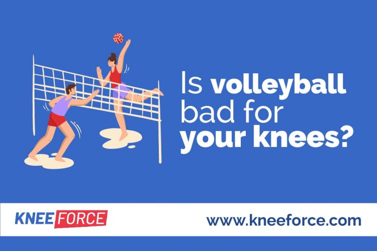 it is hard to prevent the instability of the knee joint while playing volleyball