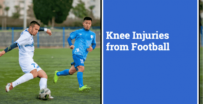 Knee Injuries From Football   Proper Recovery and Prevention Advice