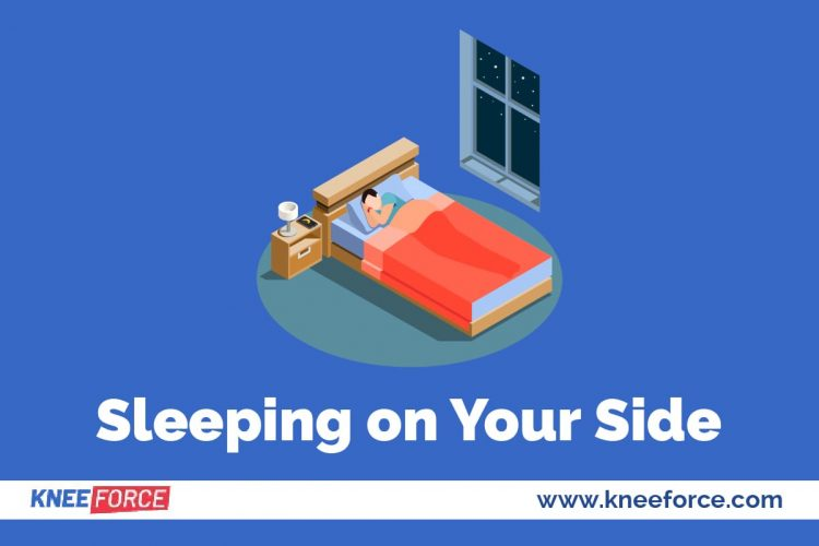 best for your recovery, to sleep on your non-operative side