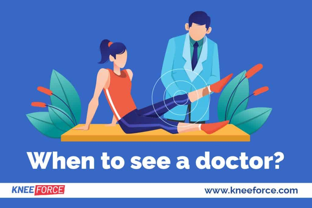 those suffering from minor knee pain over a significant amount of time
