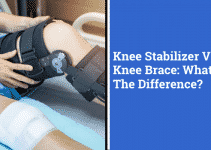 Knee Stabilizer VS Knee Brace | Their Differences, Types, and How To Choose What's Best